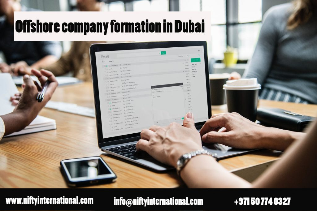 Offshore company register in Dubai | Nifty Corporate Services